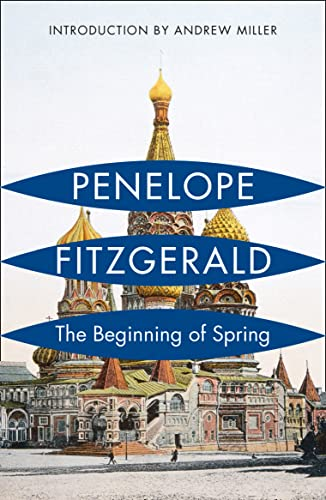 The Beginning of Spring (Flamingo) By Penelope Fitzgerald