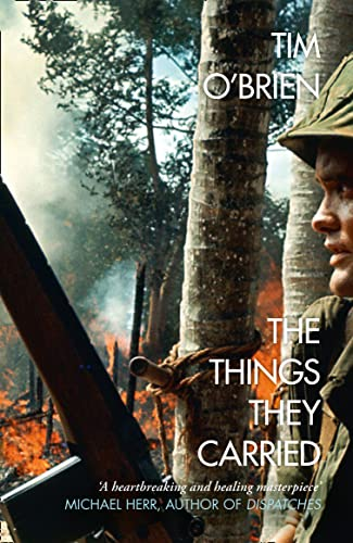 The Things They Carried (Flamingo) By Tim O'Brien