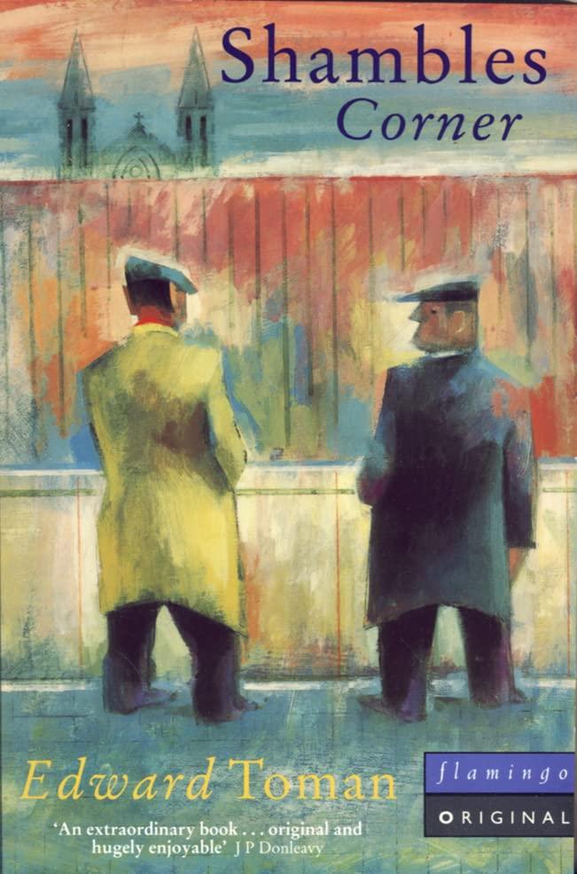 Shambles Corner By Edward Toman