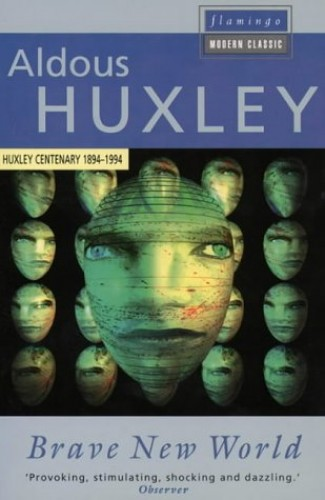 the portrayal of horrific future in the novel brave new world by aldous huxley How to teach brave new world brave new world is a great book to introduce to the classroom because aldous huxley's fictional future society is to.