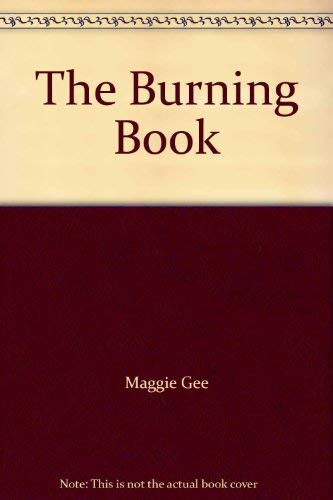The Burning Book By Maggie Gee