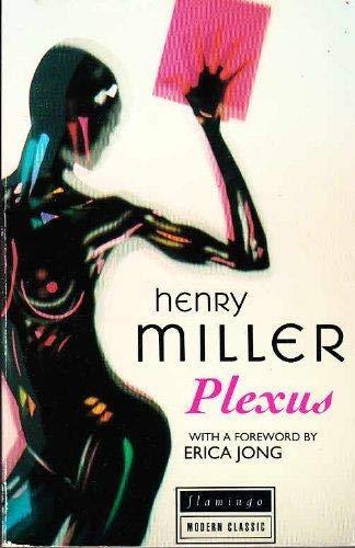Plexus By Henry Miller