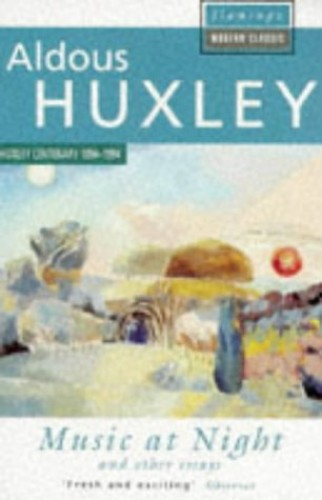 a review of the life and works of aldous huxley