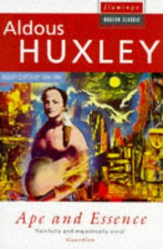 Ape And Essence By Aldous Huxley Used Well Read border=