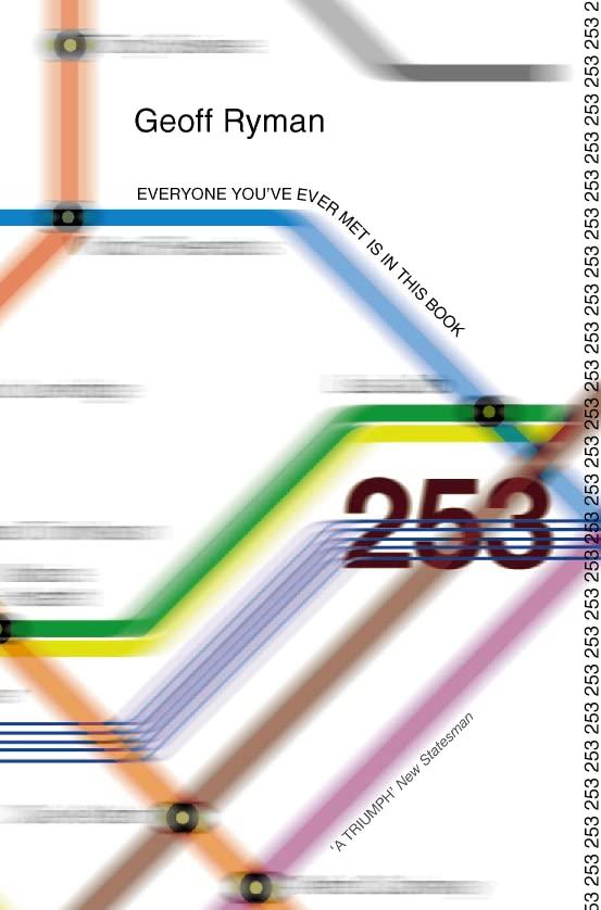 253 By Geoff Ryman