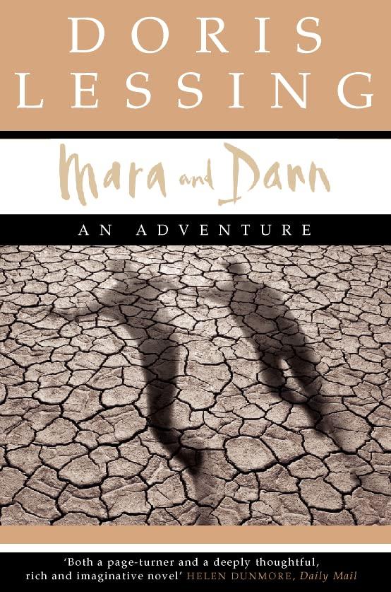 Mara and Dann By Doris Lessing