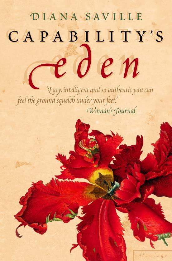 Capability's Eden By Diana Saville