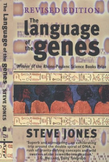 The Language of the Genes By Steve Jones
