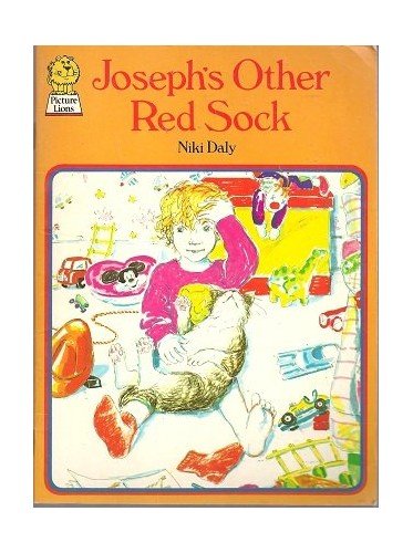 Joseph's Other Red Sock By Niki Daly