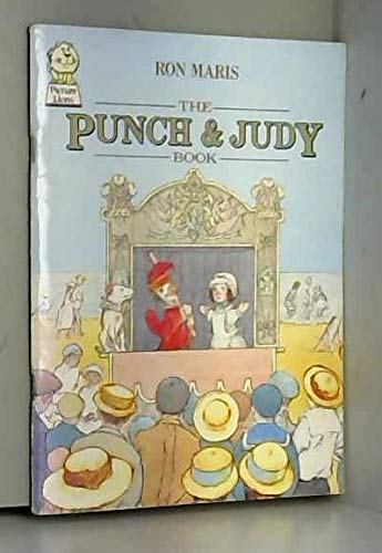 The Punch and Judy Book By Ron Maris