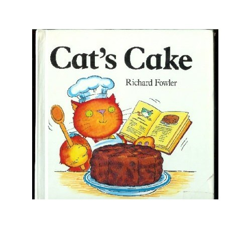 Cat's Cake By Richard Fowler