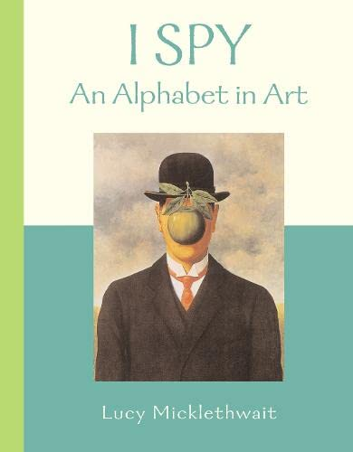 An Alphabet in Art by Lucy Micklethwait