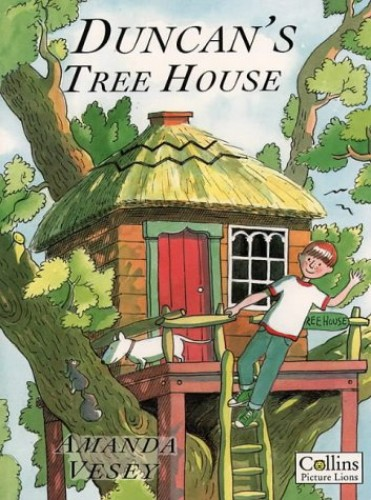 Duncan's Tree House by Amanda Vesey