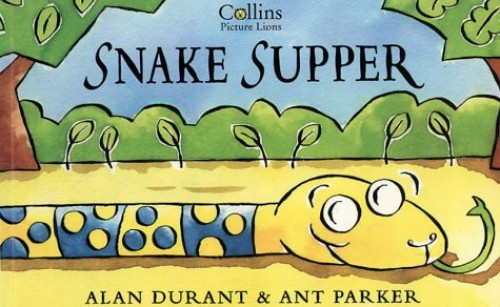 Snake Supper By Alan Durant