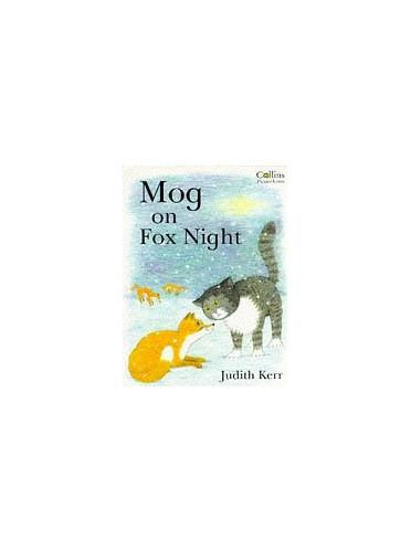 Mog on Fox Night By Judith Kerr