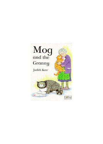 Mog and the Granny (Picture Lions) By Judith Kerr