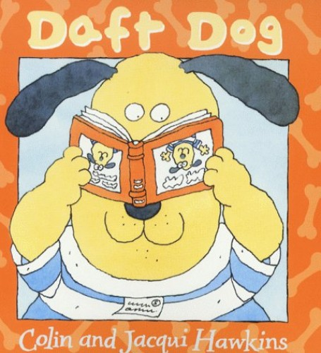 Daft Dog By Colin Hawkins