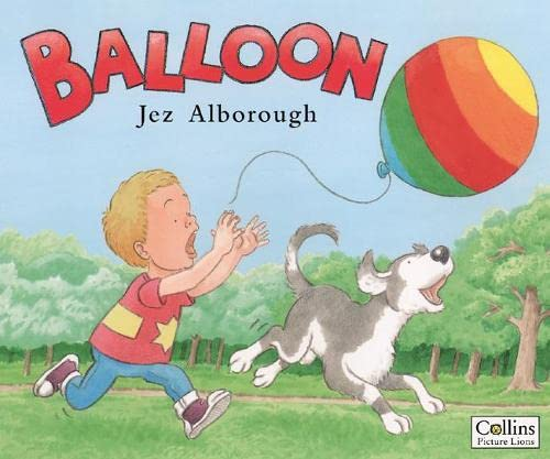 Balloon by Jez Alborough