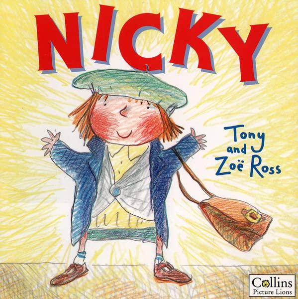 Nicky By Tony Ross