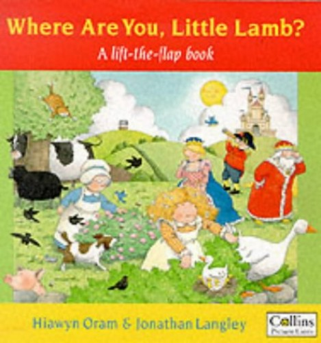Where are You, Little Lamb? By Hiawyn Oram