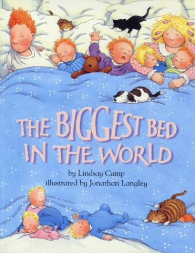 Biggest Bed in the World By Lindsay Camp