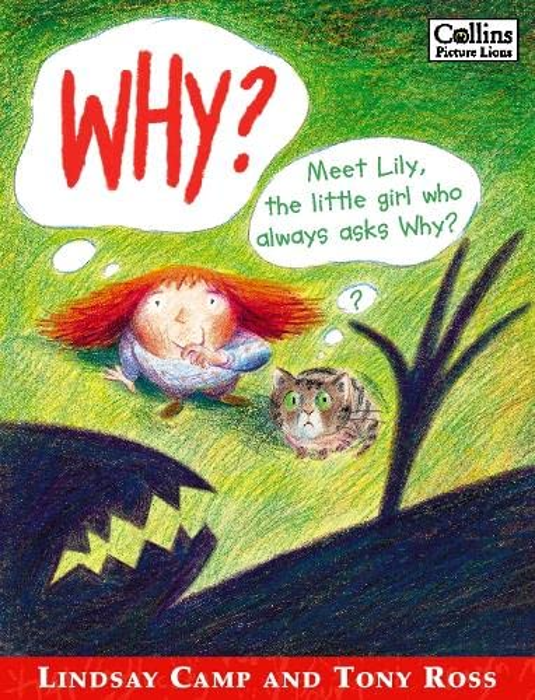 Why? By Tony Ross