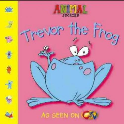 Trevor the Frog By Tony Collingwood