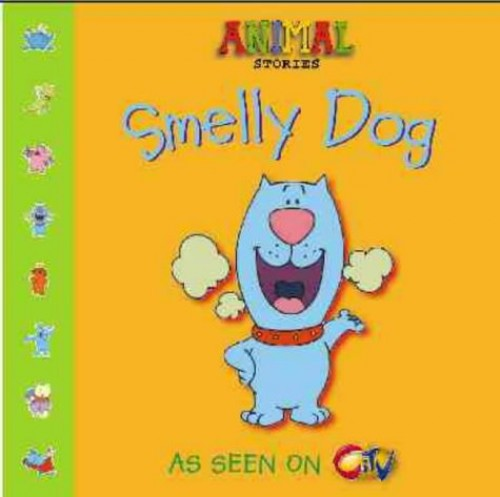 Smelly Dog By Tony Collingwood