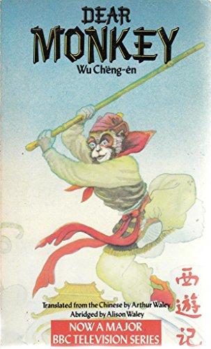 Dear Monkey By Volume editor Alison Waley