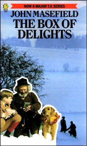 The Box of Delights (Lions) by John Masefield