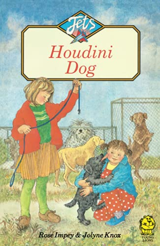 Houdini Dog (Jets) By Rose Impey