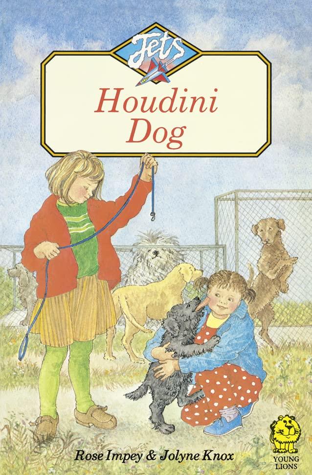 Houdini Dog By Rose Impey