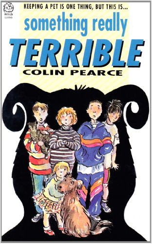 Something Really Terrible By Colin Pearce