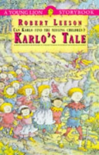 Karlo's Tale By Robert Leeson