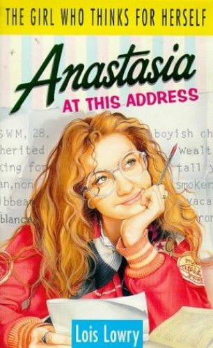 Anastasia at This Address By Lois Lowry