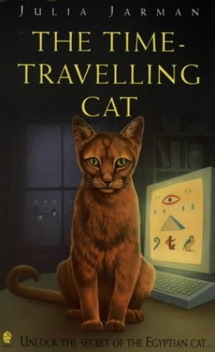 The Time-travelling Cat By Julia Jarman