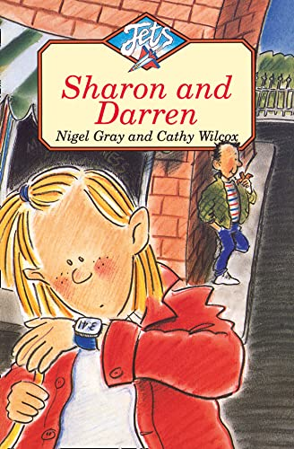 Sharon and Darren (Jets) by Nigel Gray