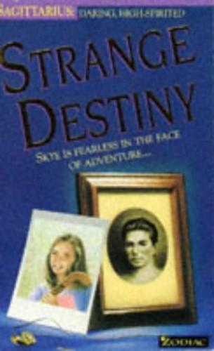 Strange Destiny By Jahnna N. Malcolm