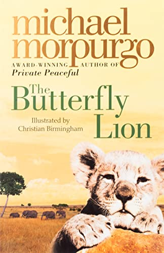 The Butterfly Lion by Michael Morpurgo