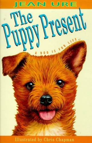 The Puppy Present By Jean Ure