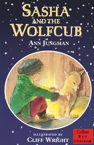Sasha and the Wolfcub (Collins Red Storybooks) by Ann Jungman