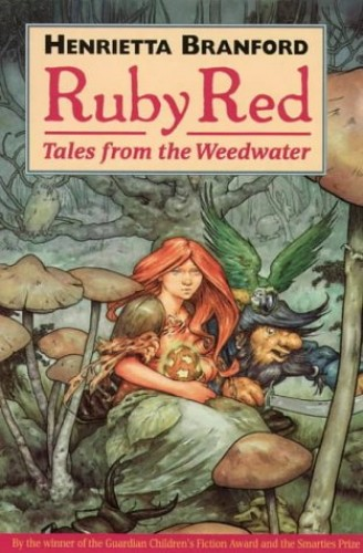 Ruby Red By Henrietta Branford