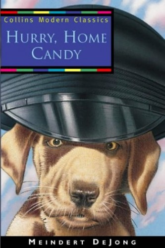 Collins Modern Classics – Hurry Home, Candy (Lions) by Meindert DeJong