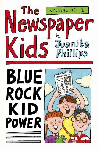 Blue Rock Kid Power By Juanita Phillips