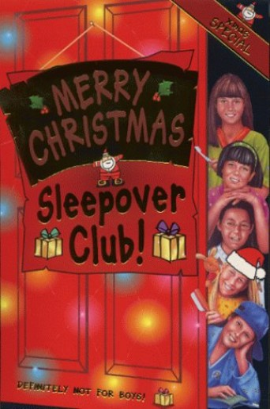 Merry Christmas, Sleepover Club By Sue Mongredien