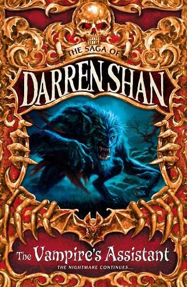 The Vampire's Assistant: The Saga of Darren Shan, Book 2 By Darren Shan