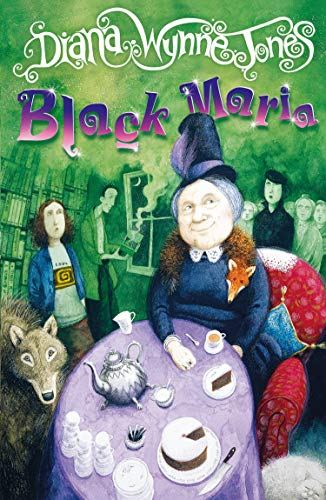 Black Maria by Diana Wynne Jones