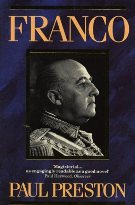 Franco By Paul Preston