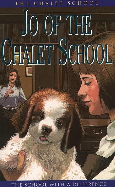 Jo of the Chalet School (Armada) by Elinor M. Brent-Dyer