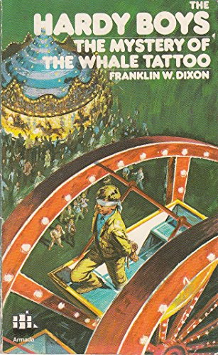 The Mystery of the Whale Tattoo By Franklin W. Dixon